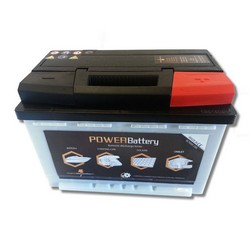 Batterie Decharge Lente Battery PM100