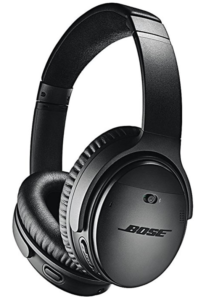 Casque sans fil à réduction de bruit Bose QuietComfort 35
