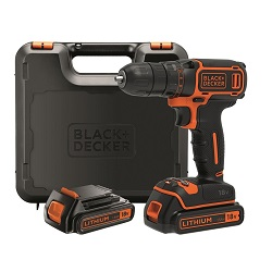 Perceuse Sans Fil BLACK + DECKER